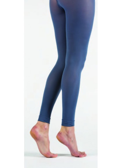 Collant Bleu Jeans